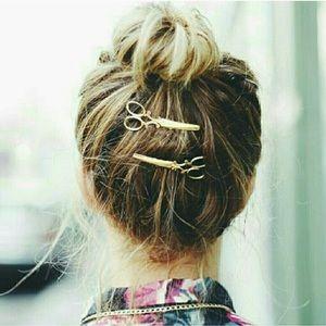 Boutique hairpins